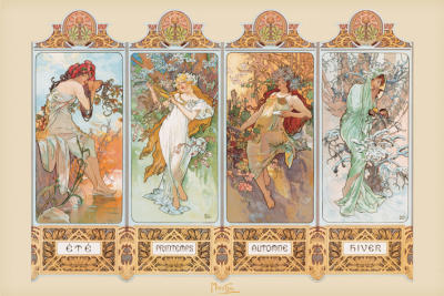 Mucha (4 Seasons)