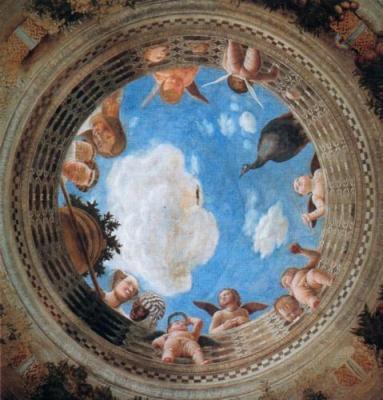 Mantova skyscrapercity for Camera picta mantegna