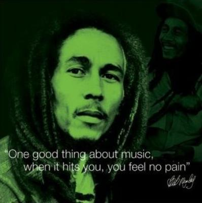 Bob Marley Quote by