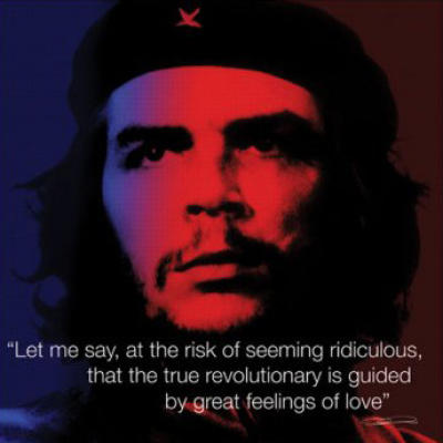 Celebrity   Paintings  Sale on Che Guevara  I Quote  By Celebrity Image Art Print   Worldgallery Co