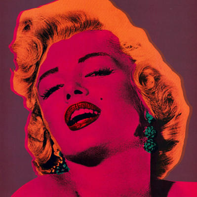Celebrity   Paintings  Sale on Marilyn Monroe  Pop Art    Bernard Of Hollywood By Celebrity Image Art