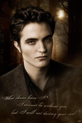 Twilight New Moon Edward Quote