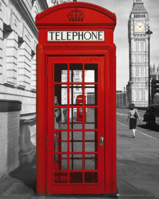 London - Phonebox