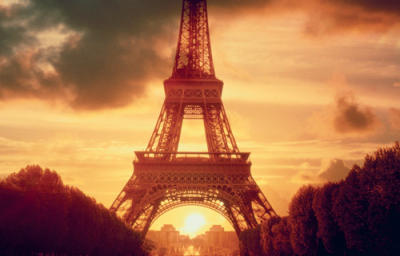 Picture Eiffel Tower Sunset on Eiffel Tower At Sunset  Paris By Jeff Hunter Art Print   Worldgallery