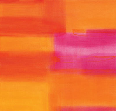 Untitled orange, 2004