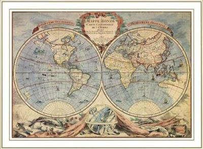 World Map (18th Century)