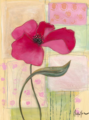 Pink Poppies II