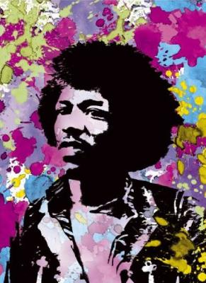 Jimi Hendrix - Colours