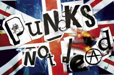 Οι ηλικίες των μελών μας..!! - Σελίδα 6 Maxi-Posters-Punk-s-not-dead-73449