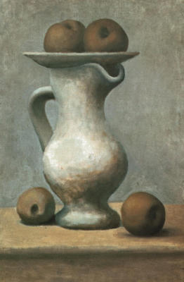 Interview with Magsj Pablo-Picasso-Still-Life-with-Pitcher-and-Apples-7613