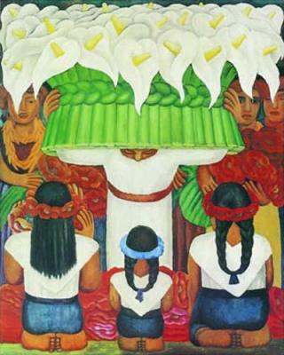 Diego Rivera Pictures