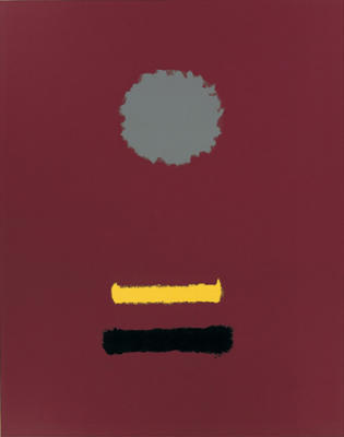Untitled, 1969 (Silkscreen print)