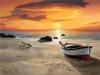 Spiaggia al tramonto by Adriano Galasso