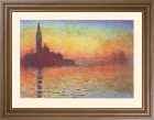 San Giorgio Maggiore by Claude Monet